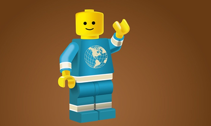 Vancouver Lego Games - Langley: Two or Four Spectator Tickets to the Vancouver Lego Games on Saturday, October 26 (Half Off)