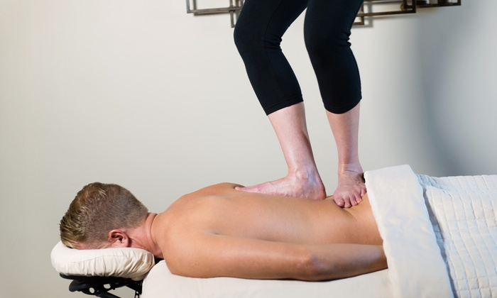 One Ashiatsu Barefoot Fusion Sessions at Bright Star Massage (55% Off)