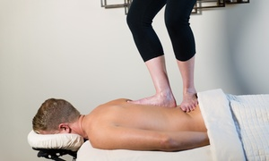 Carrollton Spa: One or Two Ashiatsu Massages at Carrollton Square Salon & Spa (Up to 40% Off)