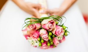 Dublin House of Flowers: Choice of Wedding Flower Package with Dublin House of Flowers (Up to 51% Off)