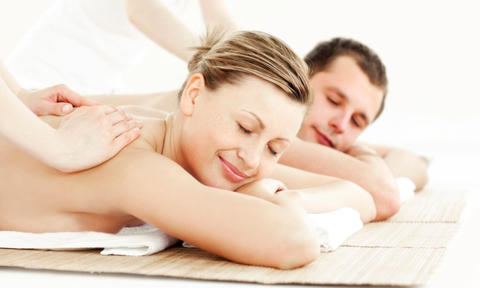 Panache Day Spa - Augusta - New Augusta: $79 for a Couples Spa Package with Massage, Hydrotherapy, and Hors d'Oeuvres at Panache Day Spa (Up to $175 Value)