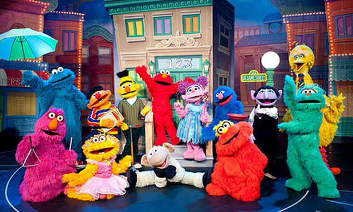 "Sesame Street Live ""Can't Stop Singing"" - Save Mart Center: Exclusive Presale to Sesame Street Live ""Can't Stop Singing"" at Save Mart Center on June 18 or 19 (Up to $35.45 Value)"