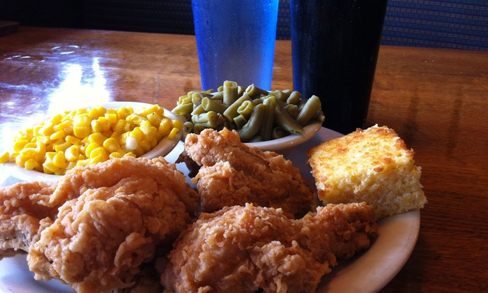 Aunt Sarah's Restaurant - Glen Allen: $13 for Two Groupons, Each Good for $13 Worth of Country-Style Food at Aunt Sarah's Restaurant ($26 Total Value)
