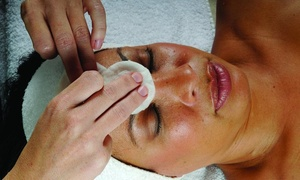 R Liz Skin Studio: Up to 54% Off Microcurrent Facial  at R Liz Skin Studio