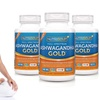 Nutrigold Relaxation Supplement (1- or 2-Pack of 90ct. Bottles)
