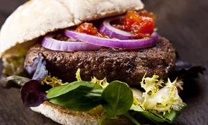 3 Steak House Piekary Śląskie: Burgery z dodatkami: zestaw dla 2 osób za 29,99 zł i więcej opcji w Steak House (do -40%)