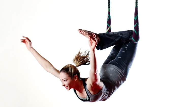 Bumbershoot Aerial Arts - Benton Park: $89 for a Six-Week Intro Class at Bumbershoot Aerial Arts ($180 Value)