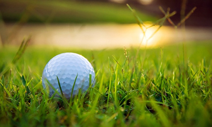 Orangebrook Golf & Country Club - Park East: $30 Toward Golf, Range Balls, and Lessons
