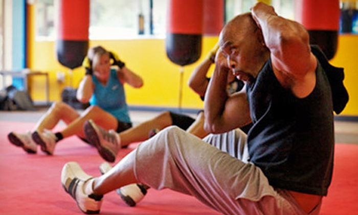 Fitness Through Boxing - Dix Hills: 10 or 20 Boxing and Kickboxing Classes at Fitness Through Boxing (Up to 88% Off)