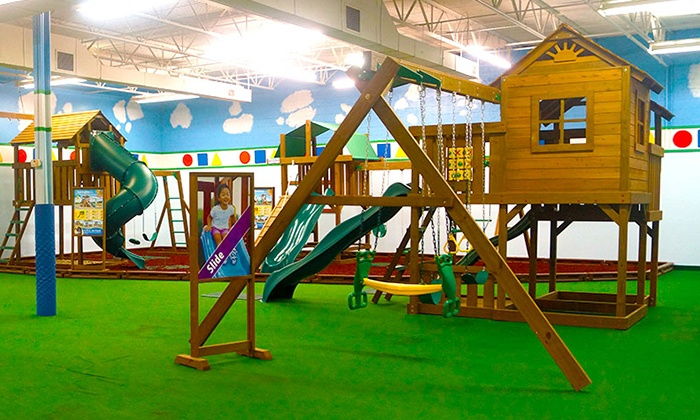 Pools & Play - Sardis Woods: Birthday Party for Up to 10 or 25 Kids at Pools & Play (Up to 54% Off). Four Options Available.
