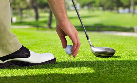 9- or 18-Hole Golf Outing for Two or Four at Cherrywood Golf Club (Up to Half Off)