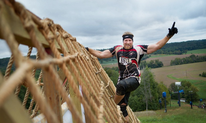 ... Rugged Maniac Obstacle Course   Indiana   Paoli Peaks: $40 For  Afternoon Entry To Rugged ...