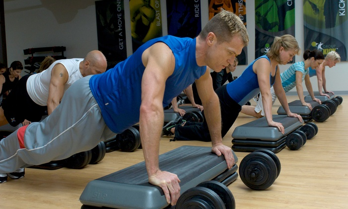 About Time Fitness - Englewood: Group Fitness Training Sessions at About Time Fitness in Englewood (Up to 75% Off). Three Options Available.