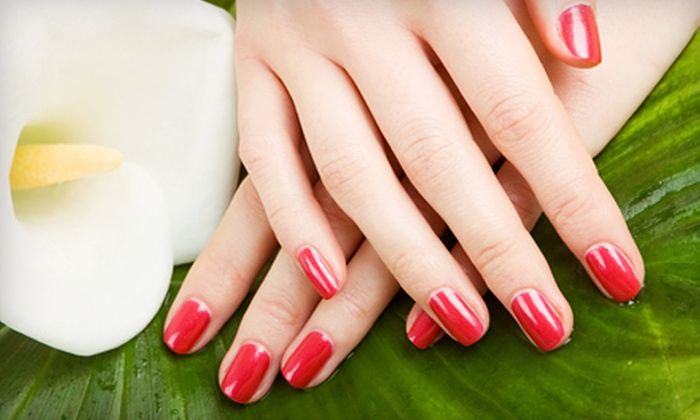 Natalie B Nails at The Nail Emporium - Dublin: One or Three Gel Manicures, or Rockstar Toes from Natalie B Nails at The Nail Emporium in Dublin (Up to 53% Off)