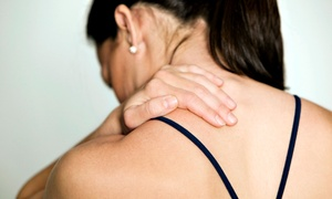 Stoetzel Chiropractic Clinic: Chiropractic Package with Three or Five Adjustments and Hydromassages at Stoetzel Chiropractic Clinic (Up to 95% Off)