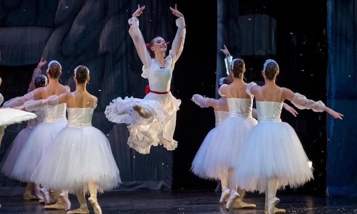 """The Nutcracker"" - Hylton Performing Arts Center: Manassas Ballet Theatre's ""The Nutcracker"" on December 17–23"