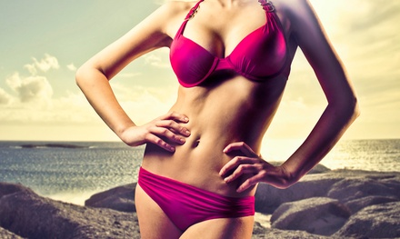 One or Two Bikini, Brazilian, Full-Leg, or Back Waxes at New Look Vein and Aesthetic Center (Up to 67% Off)