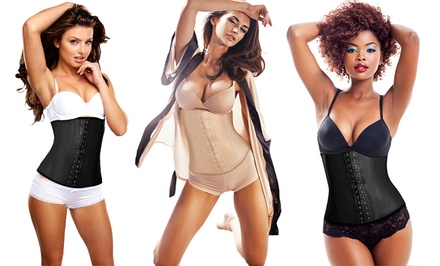 Secret Skin Women's Slimming Thermal Weight Loss Latex Body Shaper