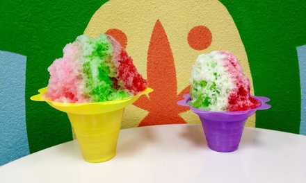 $12 for $20 Worth of Shave Ice at Leilani Shave Ice