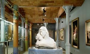 Museo del Modernismo: Entrada al Museo del Modernismo de Barcelona para 2, 3 o 4 personas desde 12 €