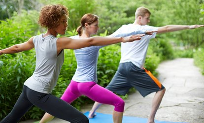 One or Two Months of Unlimited <strong>Yoga</strong> Classes at Glow <strong>Yoga</strong> (Up to 56% Off)