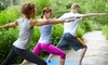 S.A.C.R.E.D.Yoga  - Northeast Boca Raton: 5 or 10-Pack of Yoga Classes with One Private Training Session at S.A.C.R.E.D.Yoga (Up to 58% Off)