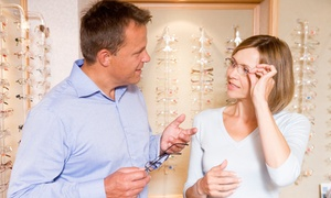 Hutto Vision Care: $59 for an Eye Exam and $125 Toward a Pair of Prescription Glasses at Hutto Vision Care ($250 Value)