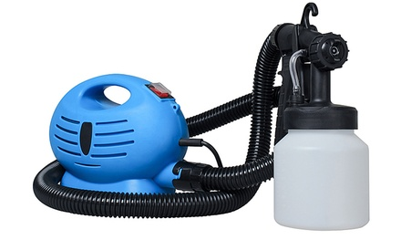 3-Way Professional Electric Paint Sprayer with Adjustable Dial