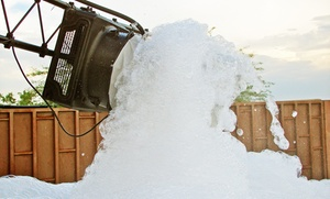 Foam Daddy: One-Day Foam- or Snow-Machine Rental from Foam Daddy (Up to 54% Off)