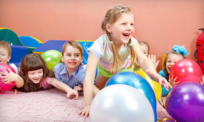 JumpBunch - Chicago: $175 for a One-Hour On-Location Children's Party for Up to 20 from JumpBunch ($325 Value)
