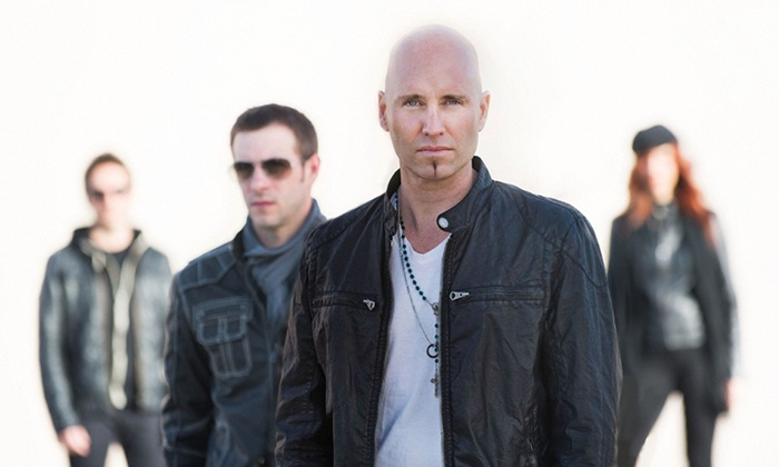 Vertical Horizon - The Paramount Theatre - Huntington: Vertical Horizon with Special Guest Nine Days on October 8 at 8 p.m.