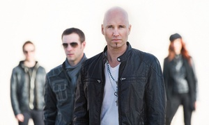 Vertical Horizon: Vertical Horizon with Special Guest Nine Days on October 8 at 8 p.m.