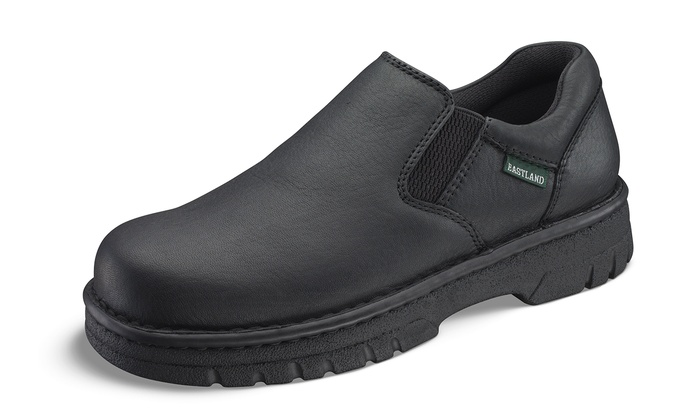 Eastland Newport Men's Leather Slip-On Shoe: Eastland Newport Men's Leather  Slip-On ...