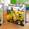 """""""The Little Digger"""" Personalized Kids Book from Dinkleboo"""
