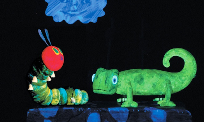 """""""The Very Hungry Caterpillar"""" - Niswonger Performing Arts Center: Mermaid Theatre of Nova Scotia's """"The Very Hungry Caterpillar"""" on Saturday, May 2 (Up to 40% Off)"""