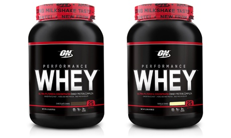 Optimum Nutrition Performance Whey Protein (25 Servings) bb51b901-92e9-4d29-9229-ebc128374018
