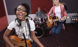 Bakersfield Music & Recording Studios: Music Lessons or Recording at Bakersfield Music & Recording Studios (Up to 52% Off). Four Options Available.