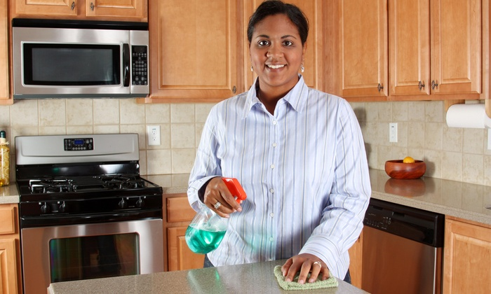 Brownstone, LLC - Raleigh / Durham: Two Hours of Cleaning Services from Brownstone, LLC (33% Off)