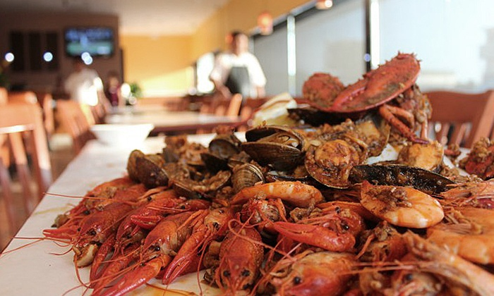 The House of Seafood - Carson: $14 for $20 Worth of Seafood at The House of Seafood
