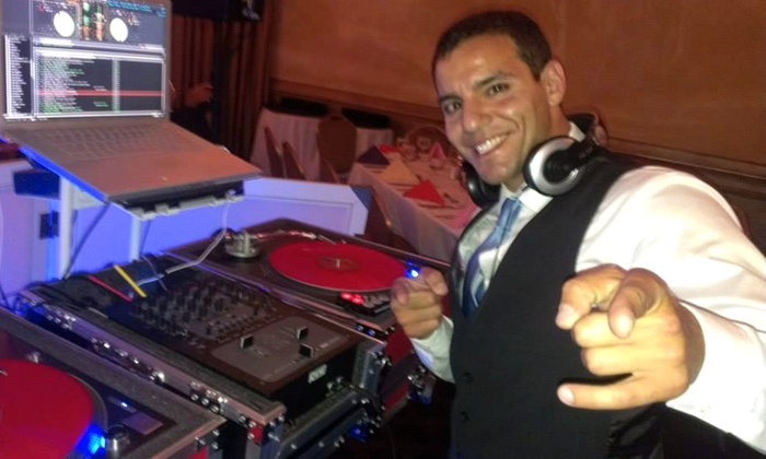 Party Vibe Entertainment - Manalapan: $399 for One Night of DJ Services from Party Vibe Entertainment ($800 Value)