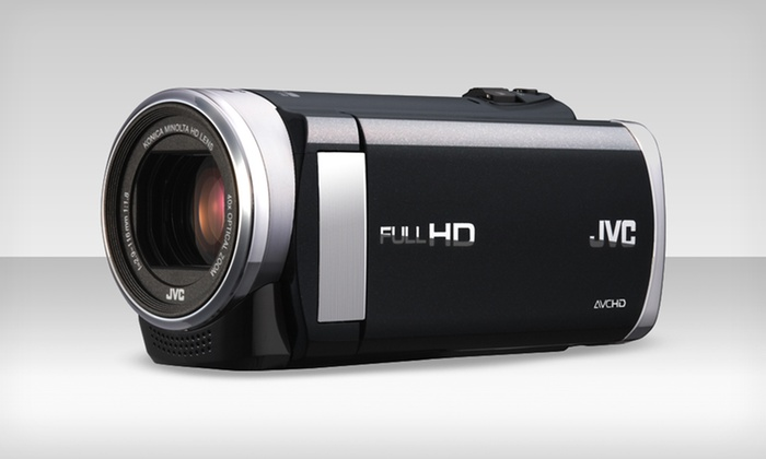JVC Everio 1080p HD Digital Camcorder: $99.99 for a JVC Everio Digital Camcorder (Manufacturer Refurbished) ($279.99 List Price). Free Shipping and Returns.