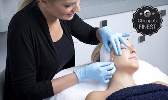 Cellular Intelligence MedSpa - Near North Side: $55 for a DermaFlash Facial at Cellular Intelligence MedSpa ($125 Value)