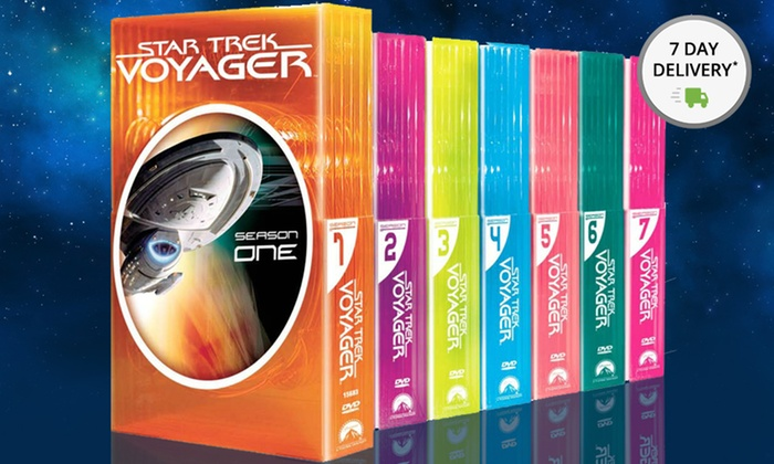 Star Trek: Voyager Seasons 1-7: Star Trek: Voyager Complete-Series DVD Box Set. Free Shipping and Returns.
