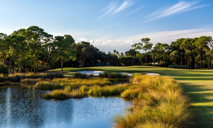 PGA National Resort & Spa - Palm Beach, FL: Three-Hour Golf School for Two or Four at PGA National Resort & Spa (Up to 54% Off)