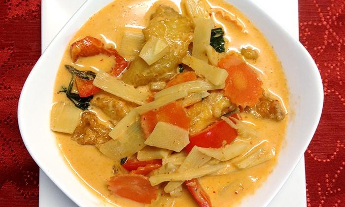 Wah Ha Ha - Gainesville: $11 for $20 Worth of Thai Food at Wah Ha Ha