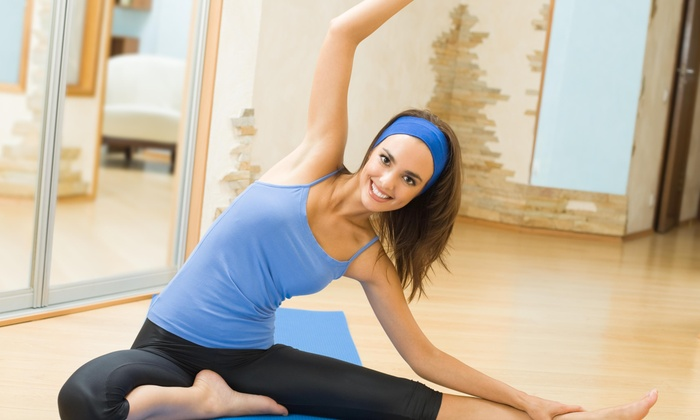 Real - Clarence: Five Yoga Classes at Real (70% Off)