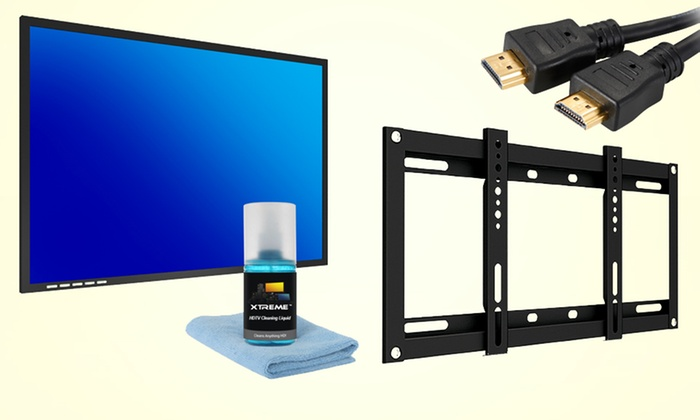5 Piece HDTV Mounting Kit: $19.99 for a 5-Piece HDTV Mounting Kit ($59.95 List Price). Free Shipping and Returns.