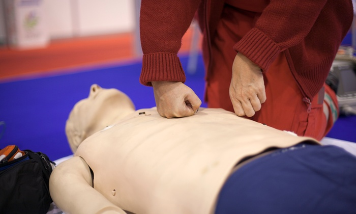 The Right Touch CPR Training Inc - Spring Valley: $44 for $80 Worth of Services at The Right Touch CPR Training Inc