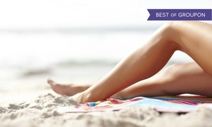 Sleek Laser Center: Two or Four 20-Minute Spider-Vein Removal Sessions at Sleek Laser Center (Up to 86% Off)