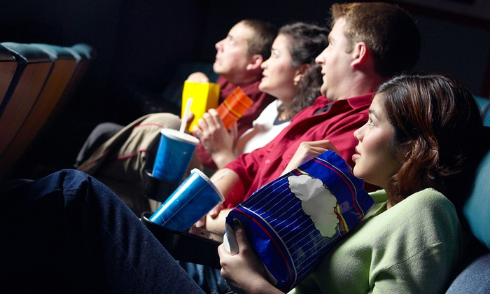 Lincoln Cinemas - Arlington: Movie, Popcorn, and Soda for One or Two at Lincoln Cinemas (Up to 50% Off)